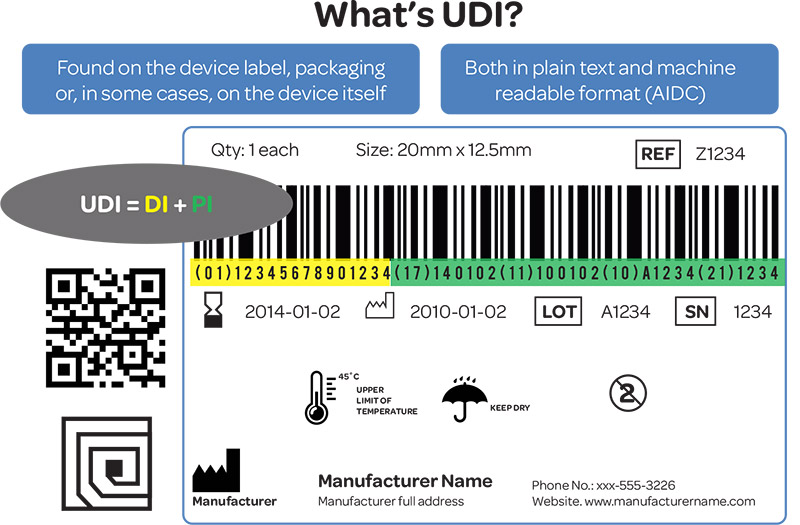 What is UDI?